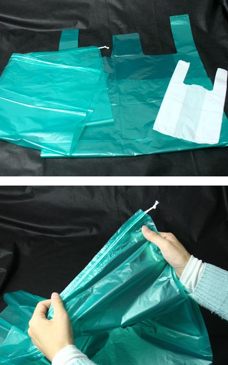 「ポリエチレン印刷製袋(ビニール袋)」旭光園グループ製品案内【青森県平川市の障がい者支援施設】