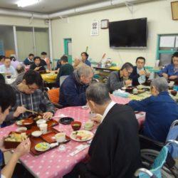 旭光園_勤労感謝の食事会